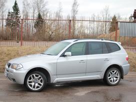 "BMW X3 dalimis. Bmw e83 3.0d ""m"" 2005m. dalimis, platus naudotų"