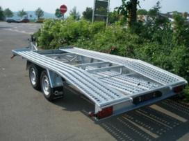 Foden L, trailer and semi trailer rental