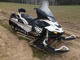 Bombardier Ranger 600cc, sniego motociklai