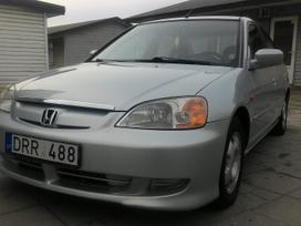 Honda Civic, 1.4 l., sedanas