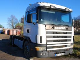 Scania 460, autocisternos