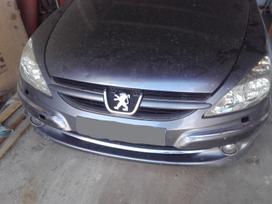 Peugeot 607 по частям. Tel.+37067552655 dalis siunciame i kitus