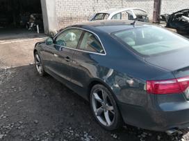 Audi A5. Turimas šio automobilio detalių