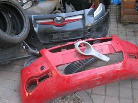 Opel Agila. . buferiai