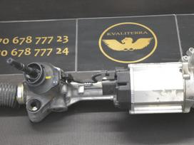 Opel -kita-. Vairo kolonėlių ir vairo