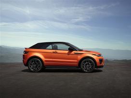 Land Rover Evoque dalimis. ! naujos