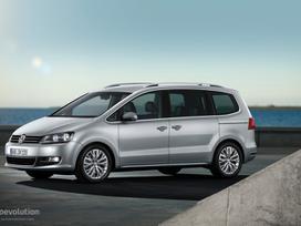 Volkswagen Sharan dalimis. ! naujos