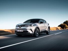 Toyota C-hr dalimis. ! tik naujos