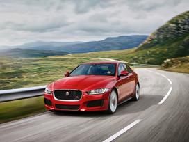 Jaguar Xe dalimis. ! tik naujos