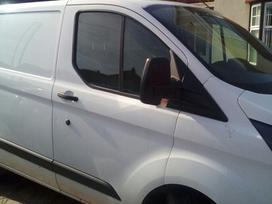 Ford TRANZIT CUSTOMS, krovininiai mikroautobusai