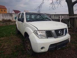 Nissan Pathfinder. Nissan  automobiliai dalimis  2006-2009m   2,