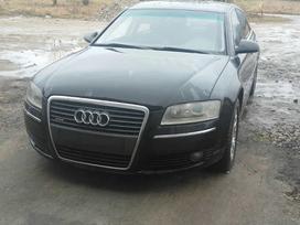 Audi A8 dalimis. Turimas šio automobilio bei kitų audi a8 (d3)