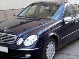 Mercedes-Benz E klasė dalimis. Mb  e 211 2.2cdi 2,7cdi 3,2cdi ...