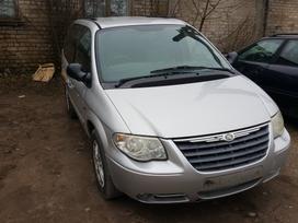 Chrysler Voyager. Motoras tvarkingas odinis