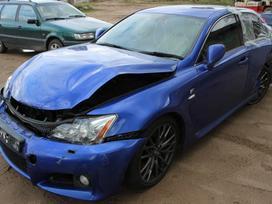 Lexus Is-f dalimis. 2ur-gse