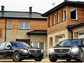 Mercedes-benz S500, sedanas