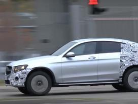 Mercedes-benz Glc klasė. Platus naudotų