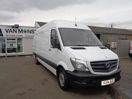 Mercedes-benz Sprinter 316, krovininiai