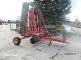 Vaderstad Roller, dirvos tankinimo volai