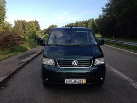 Volkswagen Multivan. Turime ir 1.9 tdi ir 2.5 varikly dalimis