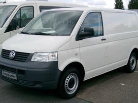 Volkswagen Transporter dalimis. Variklis axd