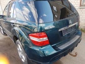 Mercedes-benz Ml320. Rida 150tukst, oda,xenon
