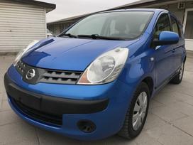 Nissan Note, 1.4 l., hečbekas