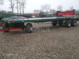 Cargo P1011b, traktorinės priekabos