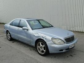 Mercedes-benz S500. MB s500, 2001m, longas