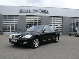 Mercedes-benz S350, 3.5 l., sedanas