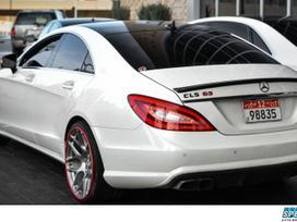 Mercedes-benz Cls klasė. Mercedes-benz cls