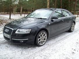 Audi A6 dalimis. 5 automobiliai audi a6 (c6),