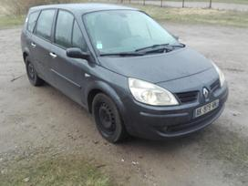 Renault Grand Scenic dalimis. Tel