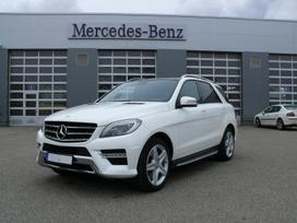 Mercedes-benz Ml350, 3.5 l., visureigis