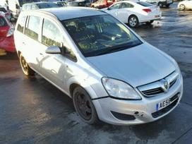 Opel Zafira dalimis. Dar turime zafira 1,9 td