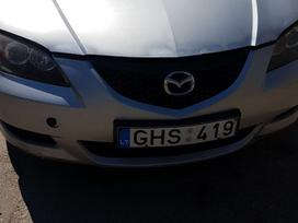 Mazda 3 dalimis
