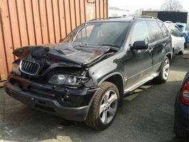 BMW X5 dalimis. Bmw x5 3.0d 160kw 2004metu dalimis sport