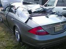 Mercedes-benz Cls550. Dalis siunciu.detali