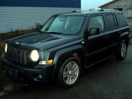 Jeep Patriot dalimis. Used and new parts for
