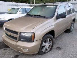 Chevrolet Trailblazer dalimis. Used and new