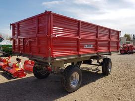 Bicchi 2b100, traktorinės priekabos