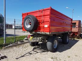 Bicchi 2b130, traktorinės priekabos