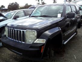 Jeep Liberty kėbulo dalys