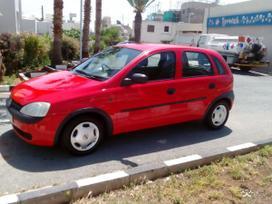 Opel Corsa dalimis. Geros detales