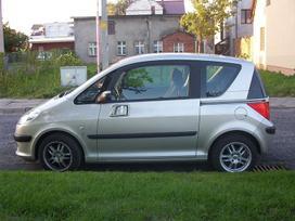 Peugeot 1007 dalimis. Ka tik gautas automobilis