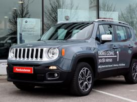 Jeep Renegade, 2.0 l., visureigis
