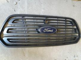 Ford Transit. Tik kebulines dalys