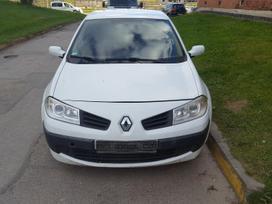 Renault Megane. 1.5 dci 74 kw dalymis.   (