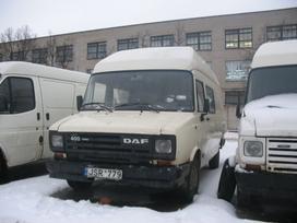DAF 400, cargo vans