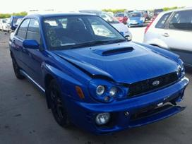 Subaru Impreza Wrx dalimis. W